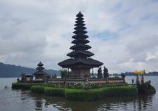 Tempiale in Bali Fotografia Stock Libera da Diritti