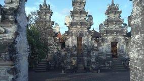 Tempiale in bali Indonesia Immagine Stock Libera da Diritti