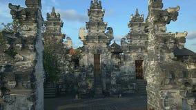 Tempiale in bali Indonesia Fotografie Stock Libere da Diritti