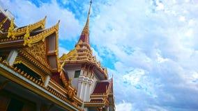 Tempiale a Bangkok Fotografie Stock Libere da Diritti