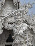 Tempiale bianco Fotografia Stock Libera da Diritti