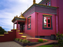 Tempiale buddista immagine stock