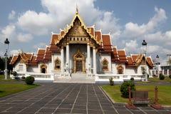 Tempiale buddista, Bangkok Fotografia Stock