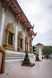 Tempiale buddista a Bangkok, Tailandia Fotografie Stock