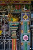 Tempiale buddista a Bangkok, Tailandia immagine stock