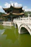 Tempiale buddista cinese Fotografie Stock Libere da Diritti