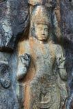 Tempiale buddista sulla Sri Lanka Fotografie Stock Libere da Diritti