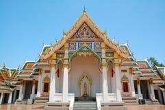 Tempiale buddista tailandese Fotografia Stock Libera da Diritti