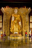 Tempiale Burmese di Dharmikarama, Georgetown Fotografia Stock