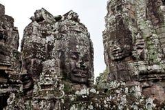 Tempiale cambogiano Immagine Stock Libera da Diritti
