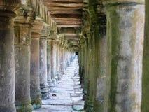 Tempiale cambogiano Immagini Stock
