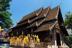 Tempiale in Chiang Mai Fotografia Stock Libera da Diritti
