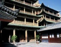 Tempiale, Cina Immagini Stock Libere da Diritti