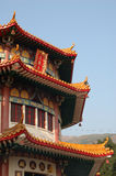 Tempiale cinese Immagine Stock