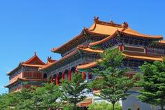 Tempiale cinese 2, Tailandia diLeng-Noei-Yi Fotografie Stock