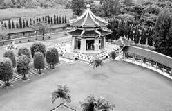 Tempiale cinese. Immagine Stock Libera da Diritti