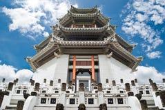 Tempiale cinese. Fotografie Stock Libere da Diritti