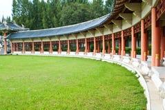 Tempiale cinese. Fotografia Stock