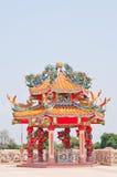 Tempiale cinese in Tailandia Fotografie Stock