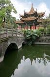 Tempiale confuciano Immagini Stock