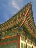 Tempiale coreano Immagine Stock Libera da Diritti