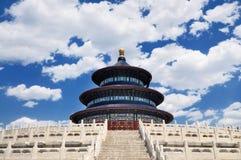 Tempiale del ¼ Cina di Beijingï del ¼ del ï di cielo Fotografie Stock Libere da Diritti
