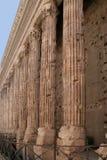 Tempiale del Adrian dell'imperatore Fotografia Stock Libera da Diritti