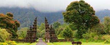 Tempiale del Bali Fotografie Stock Libere da Diritti