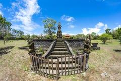 Tempiale del Bali Immagine Stock Libera da Diritti