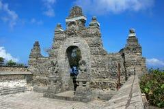 Tempiale del Bali Immagini Stock Libere da Diritti