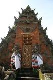 Tempiale del Bali in Ubud Fotografia Stock Libera da Diritti