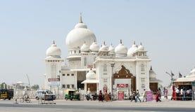 Tempiale del bordo della strada, India Fotografie Stock Libere da Diritti