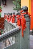 Tempiale del Buddha della giada Fotografia Stock Libera da Diritti
