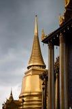 Tempiale del Buddha verde smeraldo Fotografia Stock