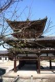 Tempiale del corridoio di Byodoin Phoenix, Uji, Kyoto Giappone Fotografie Stock