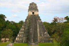 Tempiale del giaguaro Fotografia Stock