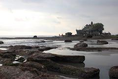 Tempiale del lotto di Tanah fotografia stock libera da diritti