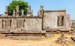 Tempiale del Preah Vihear Immagini Stock