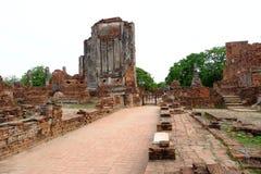 Tempiale del sanphet di Phra si Immagini Stock Libere da Diritti