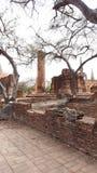 Tempiale del sanphet di Phra si Fotografia Stock Libera da Diritti