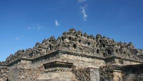 Tempiale dell'Indonesia Borobudur Fotografia Stock Libera da Diritti