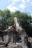 Tempiale dell'AT Prohm immagine stock