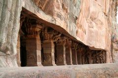 Tempiale della caverna Fotografie Stock