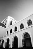 Tempiale della chiesa immagini stock