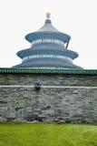 Tempiale della sosta Pechino Cina di cielo fotografie stock