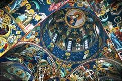Tempiale della st Sava Fotografia Stock Libera da Diritti