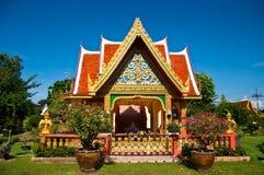Tempiale della Tailandia Immagini Stock