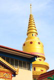 Tempiale della Tailandia Immagine Stock