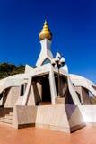 Tempiale della Tailandia Fotografia Stock Libera da Diritti