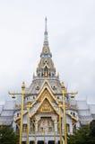 Tempiale della Tailandia, così thon Fotografia Stock Libera da Diritti